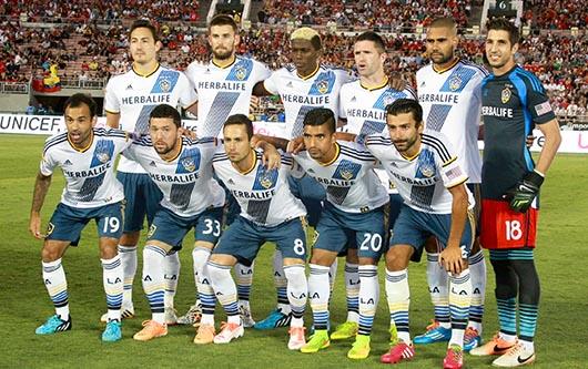 Club América vs LA Galaxy