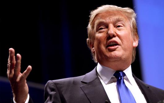 Donald Trump se anuncia como candidato para la presidencia