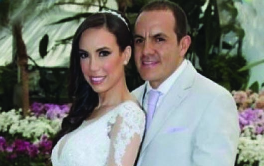 ¡Cuauhtémoc Blanco se casó!