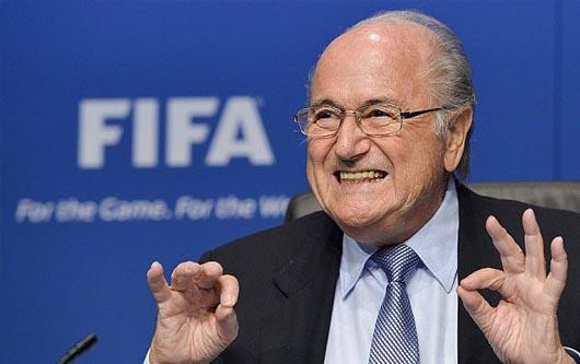 Blatter anunció que dejará su cargo como presidente de FIFA