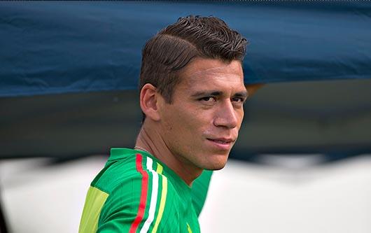 Héctor Moreno causa baja de la Selección Nacional de México