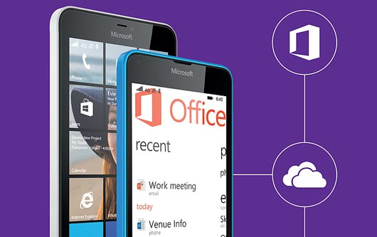 Lumia 640 y Office 365