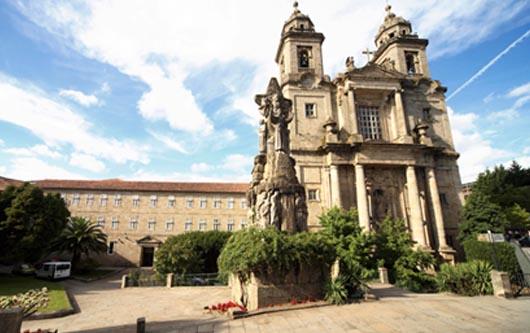 Un Hotel Monumento en Galicia