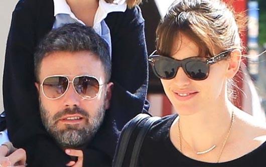 Ben Affleck y Jen Garner: ¿Cuál divorcio?