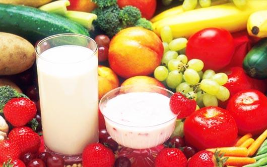 Alimentación saludable para un peso saludable