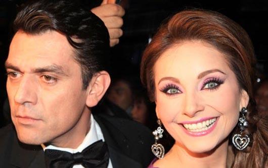 ¿Jorge Salinas y Elizabeth Álvarez esperan bebé?