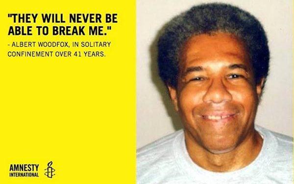 Libre tras 40 años de confinamiento en solitario