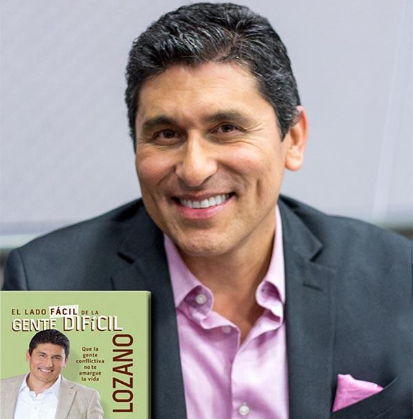 César Lozano hablará en L.A. de «Mujeres Difíciles, Hombres Complicados»
