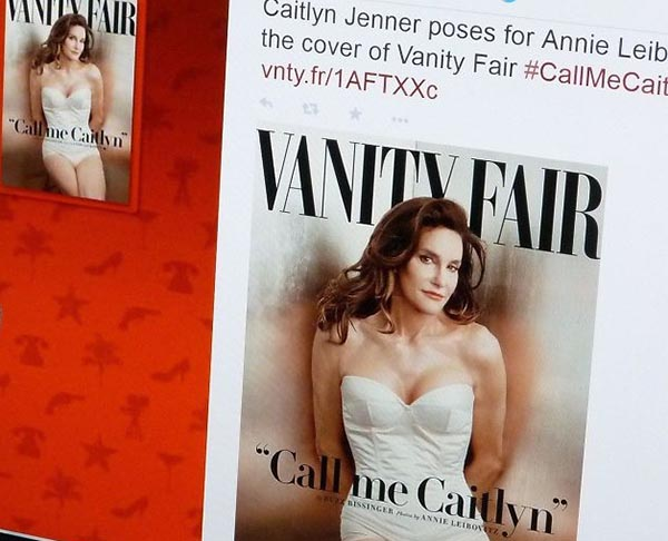 Caitlyn Jenner un millón de seguidores en Twitter en cuatro horas
