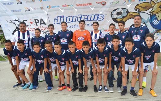 Copa Mazatlán 2015 un éxito total