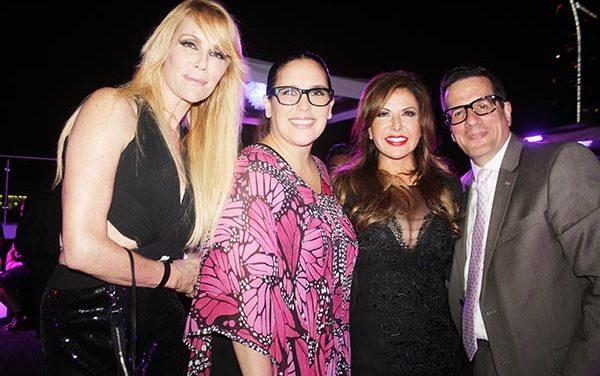 Adriana Gallardo celebró el despegue de «Despegando»