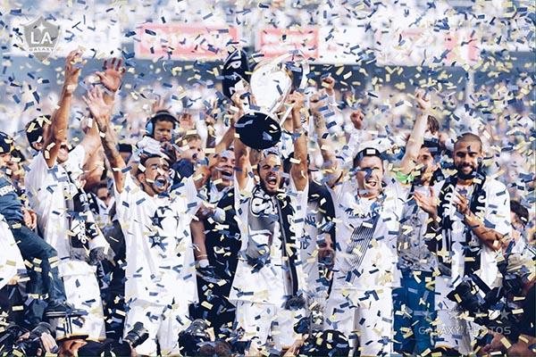 L.A. Galaxy enfrenta a Central FC de Trinidad y Tobago