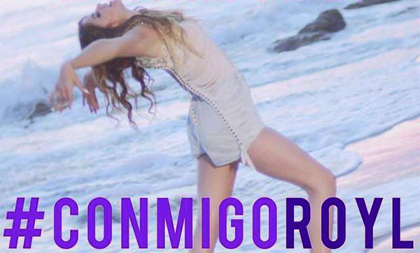 Sofía Reyes lanza «Conmigo Rest Of Your Life»