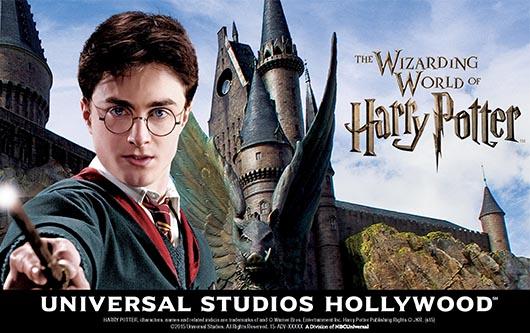 El Hechizante Mundo de Harry Potter llega a Universal Studios