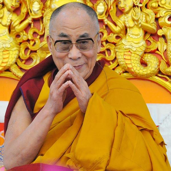 El Dalai Lama festeja sus 80 años en Orange County