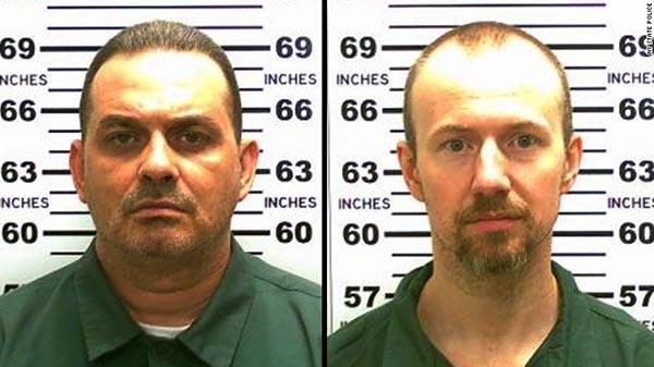 Histórico escape de cárcel de máxima seguridad en N.Y.