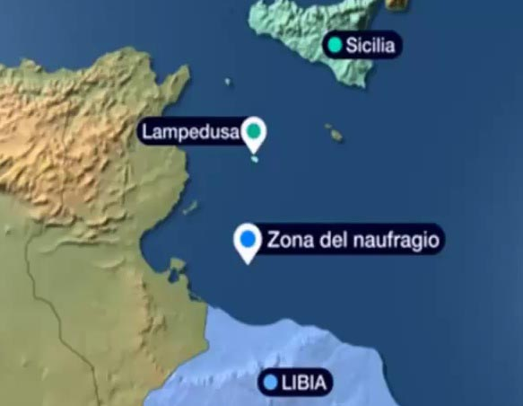 Rescatan 5,000 migrantes en el Mediterráneo