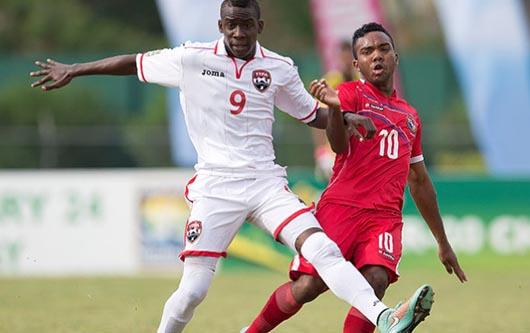 Trinidad en preparación para la Copa Oro