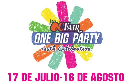 Ultimo fin de semana del O.C. Fair