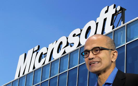 7,800 personal de Microsoft serán despedidos
