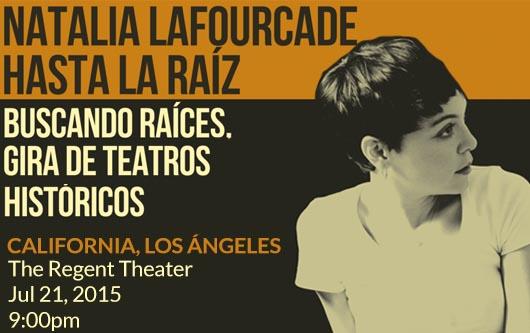 Natalia LaFourcade, y su gira «Hasta La Raíz»