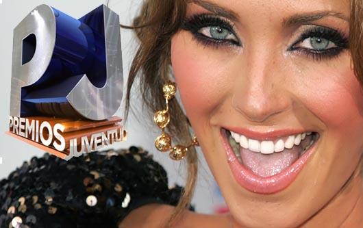 Anahí y Wisin estarán juntos en Premios Juventud
