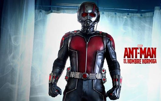 Un nuevo héroe a nacido, Ant-Man