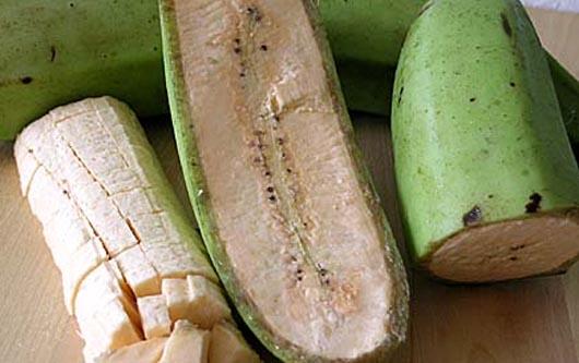 Sopa de Plátano Verde