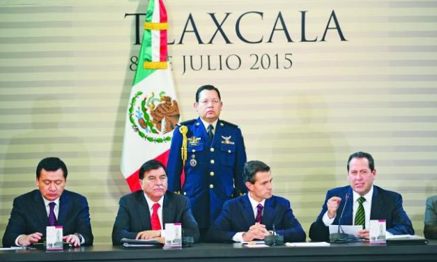 Eruviel Ávila toma la presidencia de la Conago