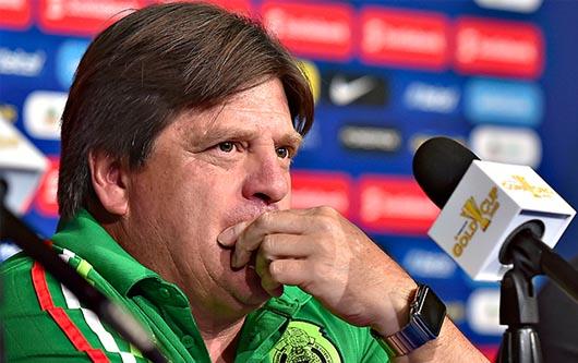 Tenemos que ganar todos los partidos:Miguel Herrera