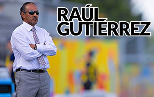 """""""Me quedo con la reconversión que hizo el equipo"""": Raúl Gutiérrez"""