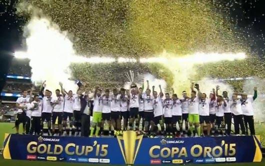 México ganó su séptima Copa Oro de CONCACAF
