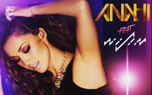 RUMBA, el nuevo sencillo de Anahí feat. Wisin