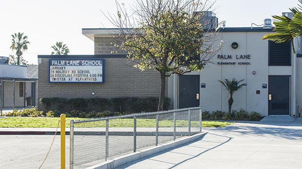 Escuela Elemental Palm Lane se convierte en Charter School