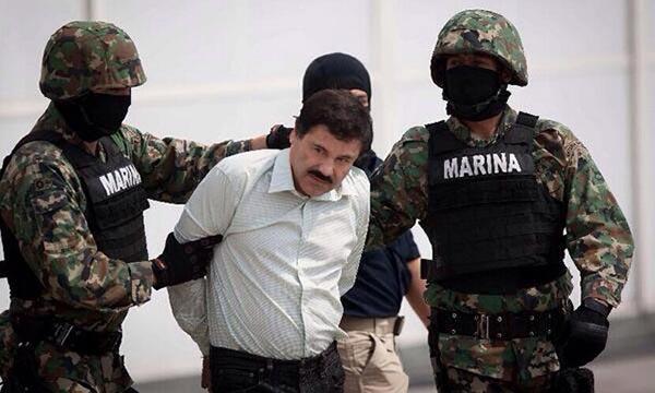 El Chapo Guzmán escapa por segunda vez de cárcel «de alta seguridad»