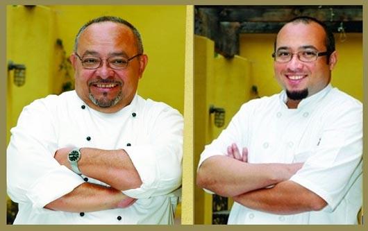 ¡Chef Gilberto Cetina y Gilberto Cetina, Jr. revelarán sus secretos de cocina!