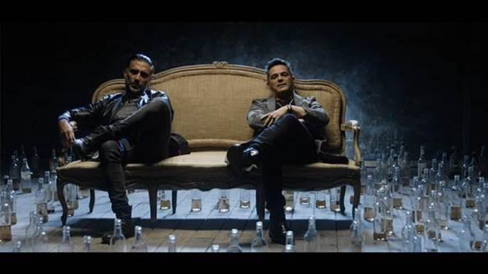 Los dos Alejandros: Sanz y Fernández a dúo