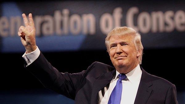 «¡Tienen que irse!», pide Trump deportar inmigrantes
