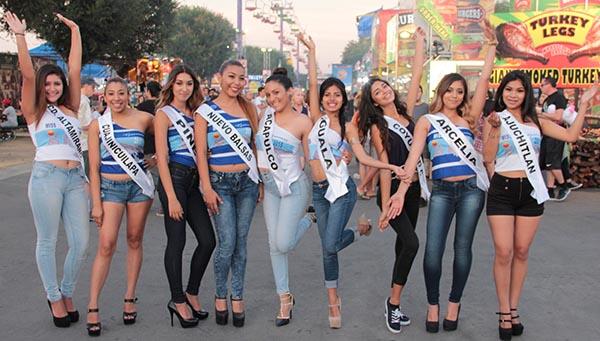 Camino a ser Miss Guerrero 2015