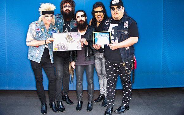 Moderatto y Los Angeles Azules concluyen fase 1 de su gira en USA