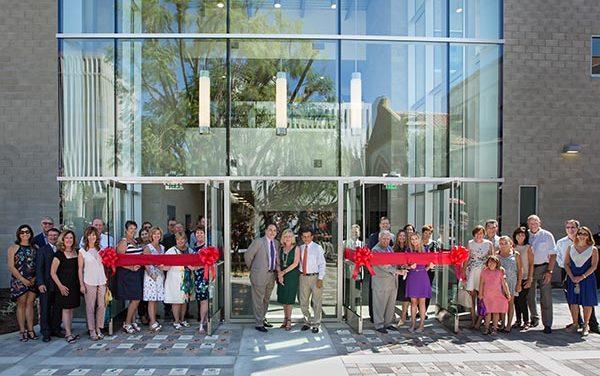 Orange County School of the Arts celebra apertura de tres centros artísticos