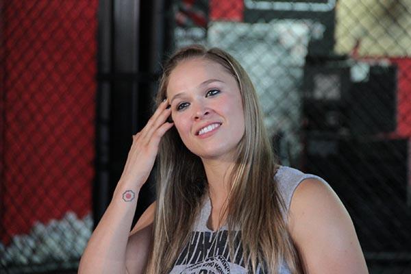 Ronda Rousey demolió a Bethe Correia en 34 segundos