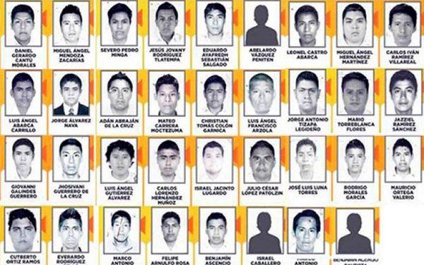 Gobierno mexicano destruyó evidencias en caso de los 43 estudiantes desaparecidos