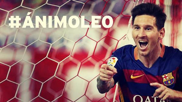Leo Messi lesionado y fuera de alineación por 13 semanas