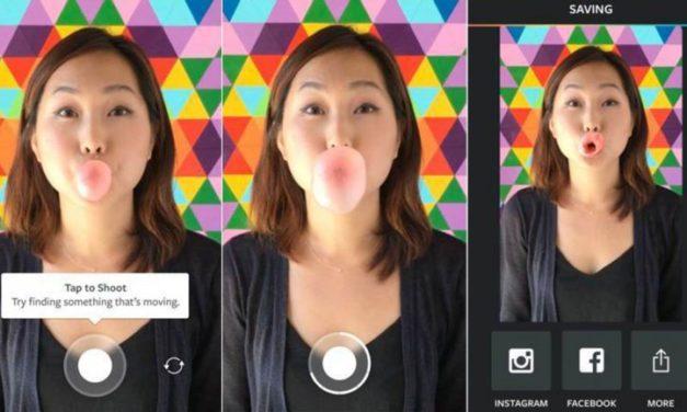 Boomerang, la nueva app de video para Instagram