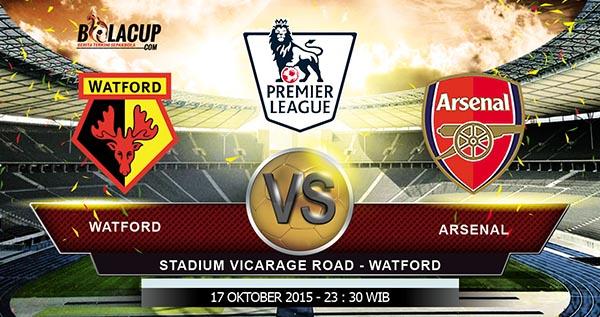 Watford Vs Arsenal hoy sábado por Telemundo