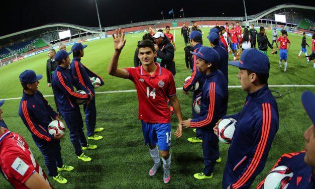 Cuartos de Final de la Copa Mundial Sub-17 de la FIFA Chile 2015