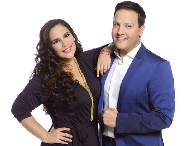 ¡Qué noche! con Angélica y Raúl llega los sábados por Telemundo