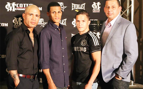 «Boxeo al Máximo» nominado al Emmy