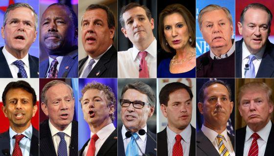 El país ya vive de lleno en ambiente electoral presidencial